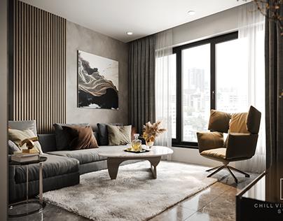 Modern Living by Chill - free Scene
