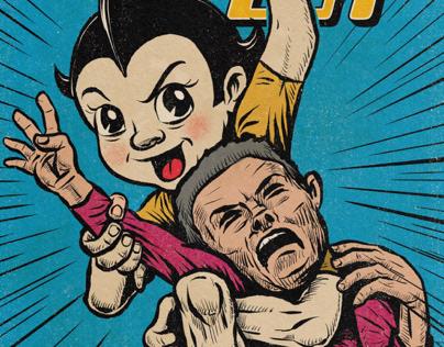 Jiu-Jitsu Boy