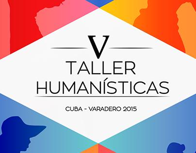 V Taller Humanísticas 2015