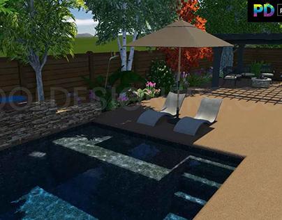 3D Pool Design I Created