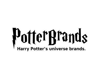 PotterBrands | Harry Potter's universe brands