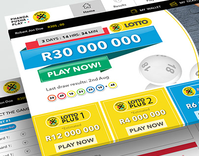 South African National Lottery - Ithuba Lotto