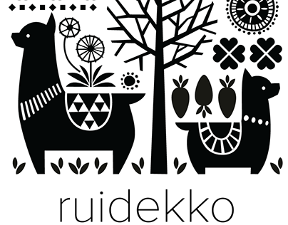 Ruidekko business card