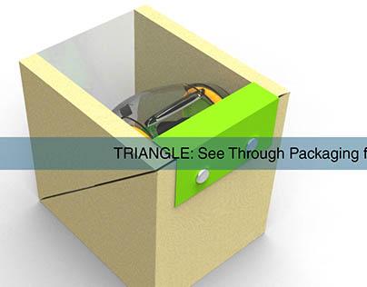 See through Packaging
