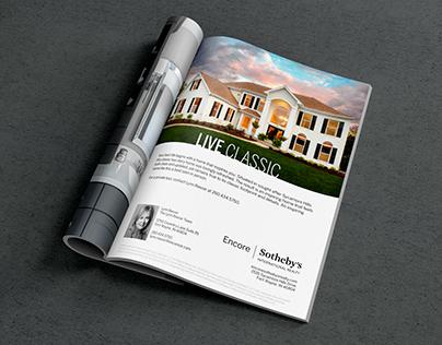 Fort Wayne Magazine - Full Page Ads