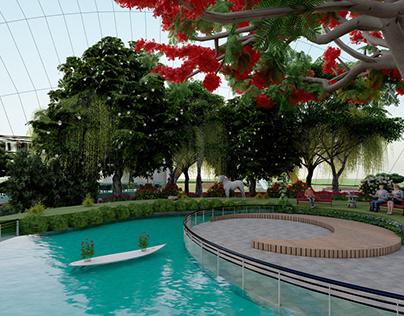 حديقة نباتية داخلية 2020