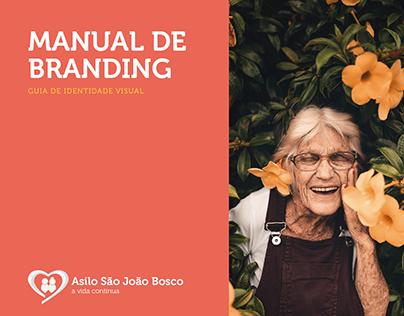 Manual de Branding Asilo São João Bosco
