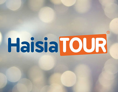 Haisia Tours Logo & Corporate Identity Design