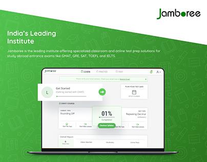 Jamboree GMAT - Case Study