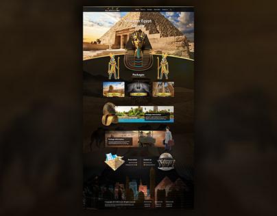 ARG Travel for Tourism - Website Design & Development