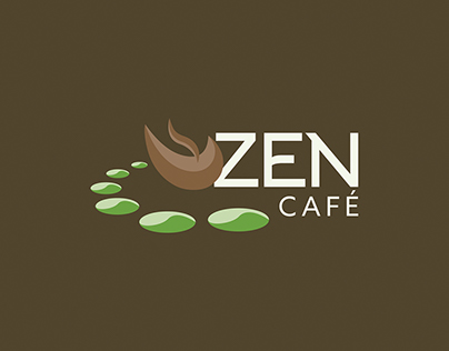 Zen Café - Branding & Packaging Design