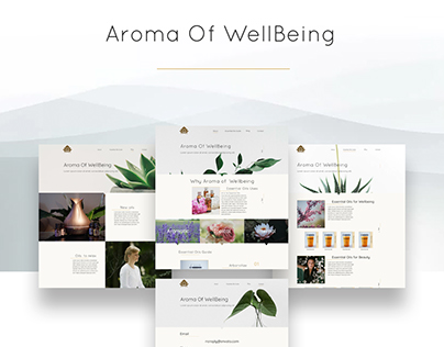 Aroma of Wellbeing
