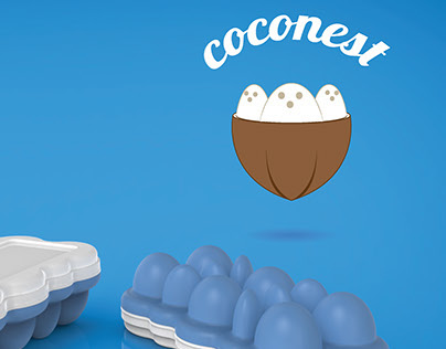 Coconest Coconut Oil Storage. IHA Student Design Winner