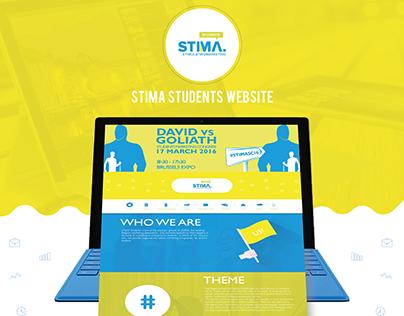 STIMA students website