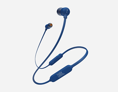 JBL Bluetooth headphones T110BT