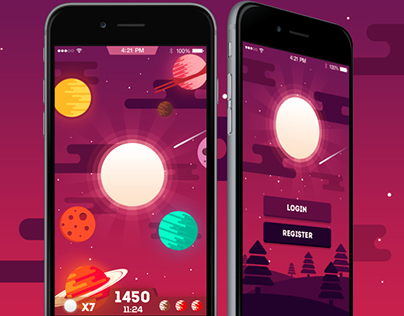 Apocalypse Game UI Concept Design + Download