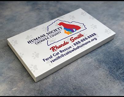 Humane Society Branding
