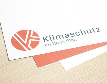 Klimaschutz im Kreis Plön - Logo