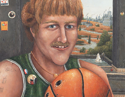 Larry Bird and Basketball