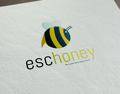 Esc Honey Logo Design