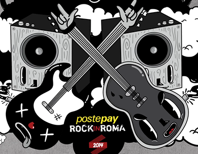 ROCK IN ROMA 2014 | PostePay