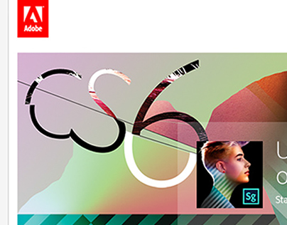 Production Design for the release of Adobe CS6