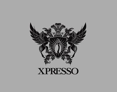 Xpresso Cafe - Logo Design