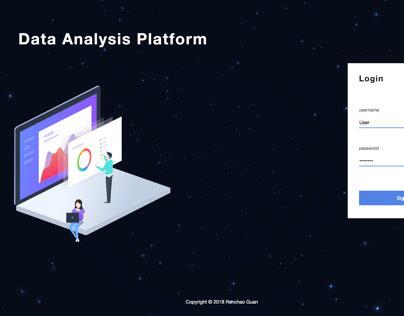 Big Data Visual Analysis Platform