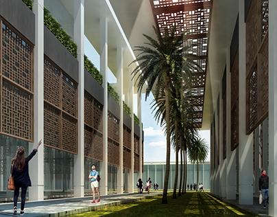 Business Bay - Riyadh, Saudi Arabia on Behance