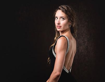 Jessica - Portrait of a Ballerina
