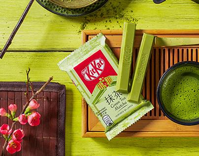 KitKat | Green Tea Macha