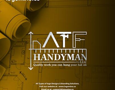 Handyman logo-construction logo-Architecture logo