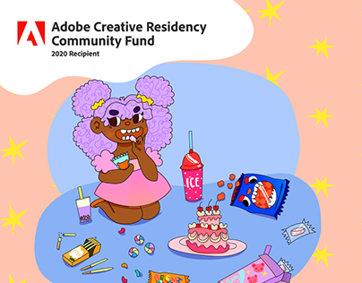 Illustrator on iPad Adobe CR Community Fund