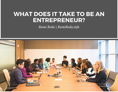 What Does it Take to Be an Entrepreneur? (Video)