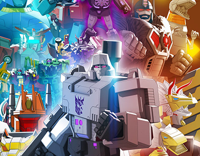 Transformers: Power of the Primes (2018)