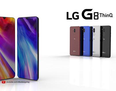 LG G8 Concept Design