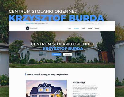 Okna-Burda | Website
