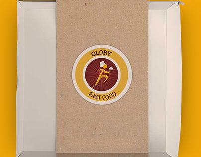 Glory Fast Food Logo