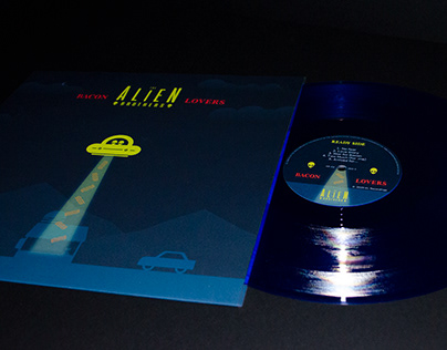 The Alien Brothers - Vinyl Album - Special Box