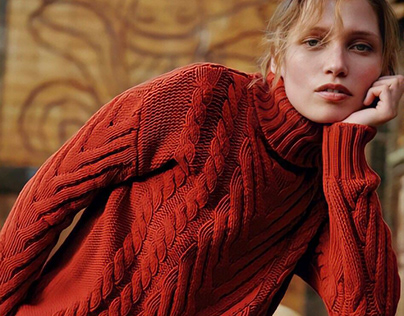 Knitwear for Le Lis Blanc