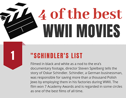 4 WWII Movies for Your Next Movie Night