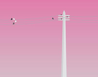 Moscata Skies - Doodle #2