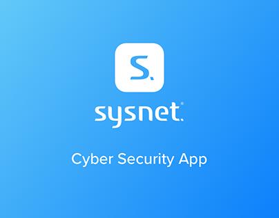 Sysnet UX: Security Hub Case Study