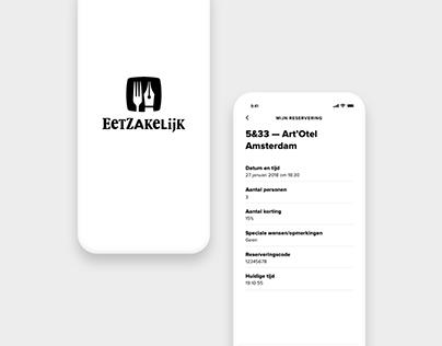 EetZakelijk | Application