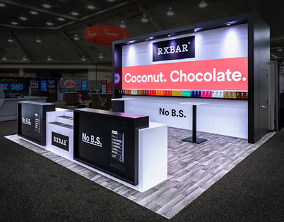 Award-Winning Trade Show Booths