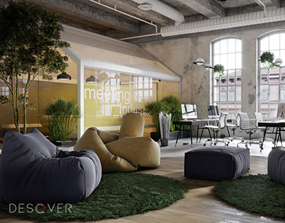 Office design project | Kyiv