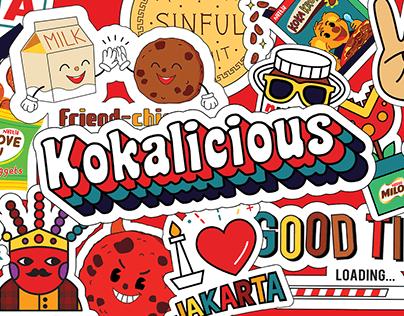 KOKA — Branding