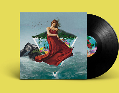 LP | What the Water Gave Me - Florence and the machine
