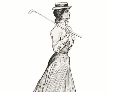 Fashion Illustration Class Works