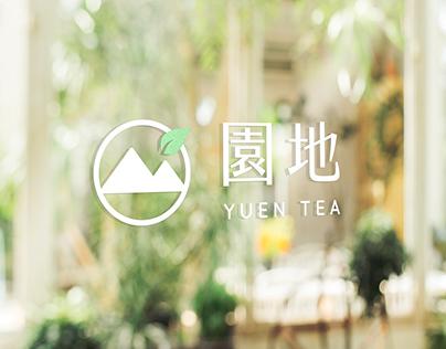 Yuen Tea | Branding